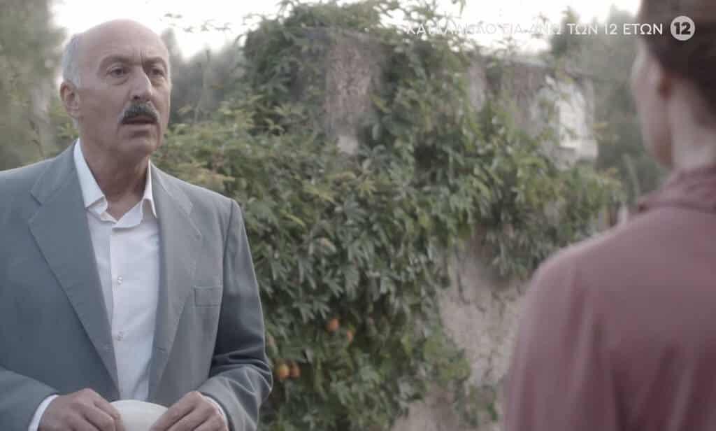 Άγριες Μέλισσες εξελίξεις: Ο Νέστορας τα βρίσκει με την νύφη του
