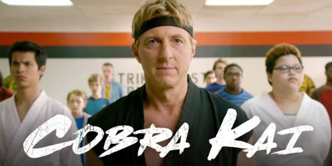 Netflix ταινίες: Cobra Kai - Το Karate Kid αναβιώνει ξανά