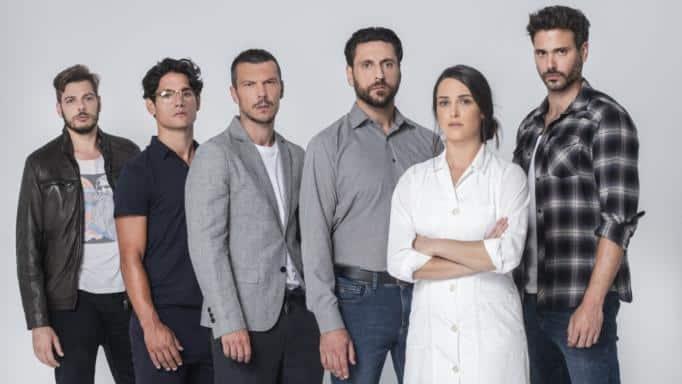 Αγγελική Ηθοποιοί: Γνωρίζουμε τους χαρακτήρες από τη νέα σειρά του ALPHA