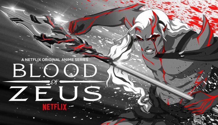 Blood of Zeus Netflix: Ολύμπιοι θεοί και επικές μάχες ...