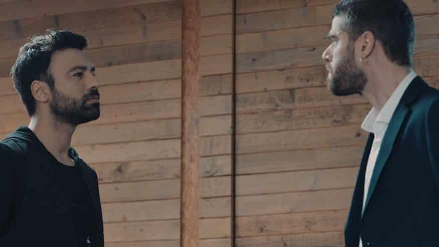 8 Λέξεις Επεισόδια: Ο Μιχάλης ομολογεί στον Οδυσσέα πως σκότωσε την Βασιλική