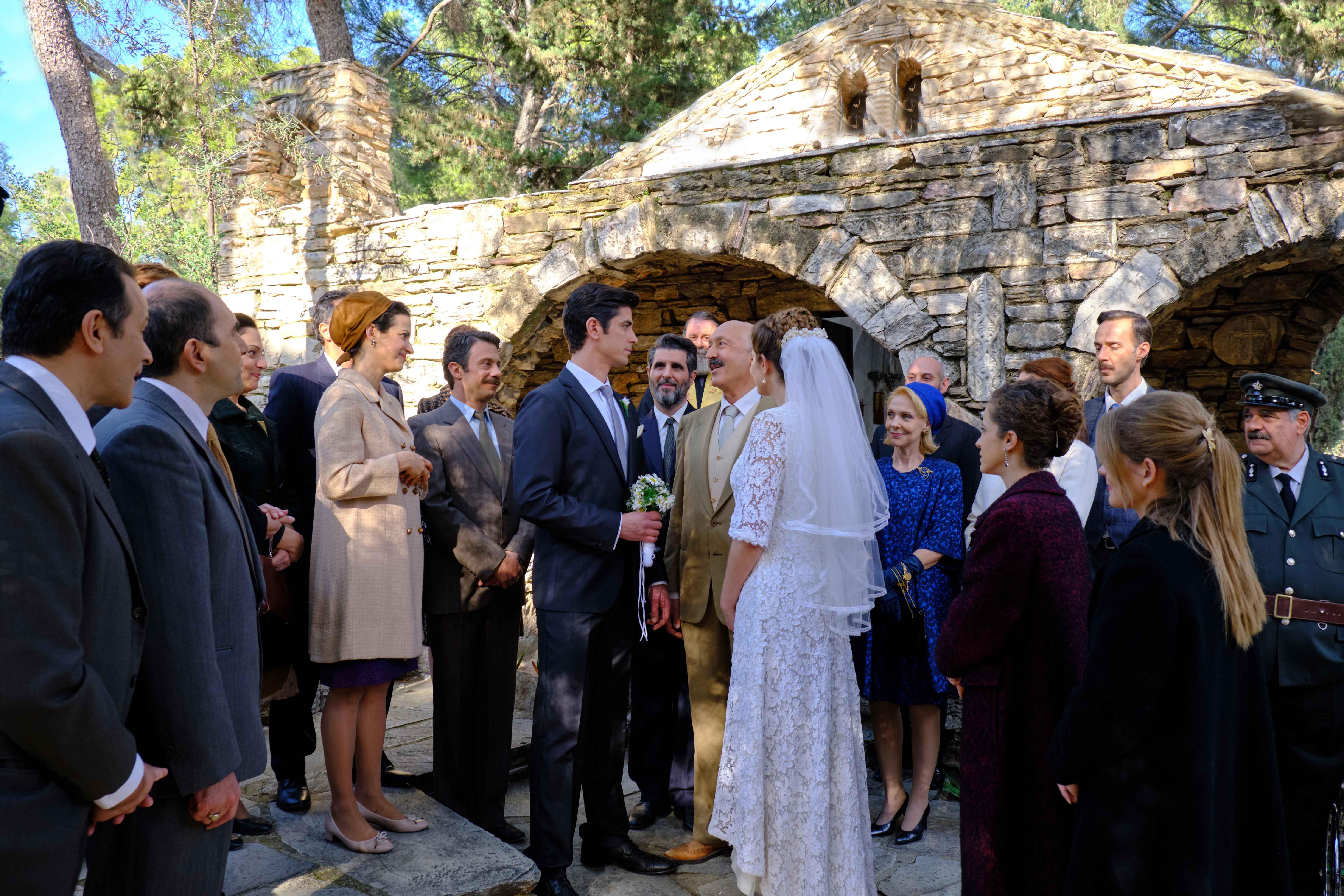 Άγριες Μέλισσες Spoiler: Ο γάμος Ελένης και Λάμπρου δεν είναι αυτό που νομίζεις