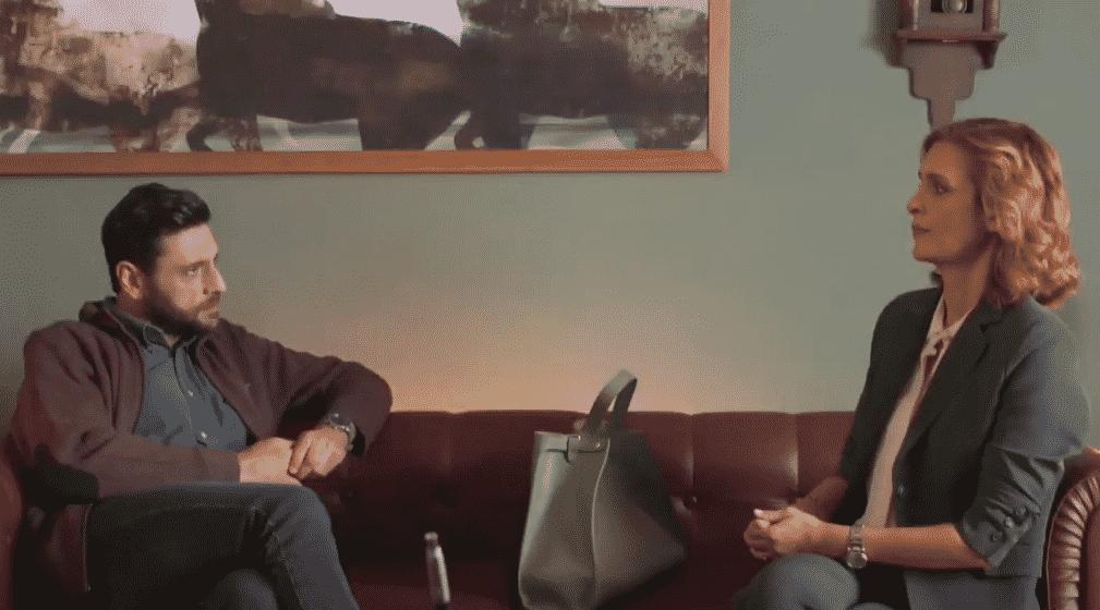 Αγγελική Σήμερα 03/02/21 Επεισόδιο 77 – Η Δανάη γεμάτη ενοχές για την σύλληψη του Νικόλα