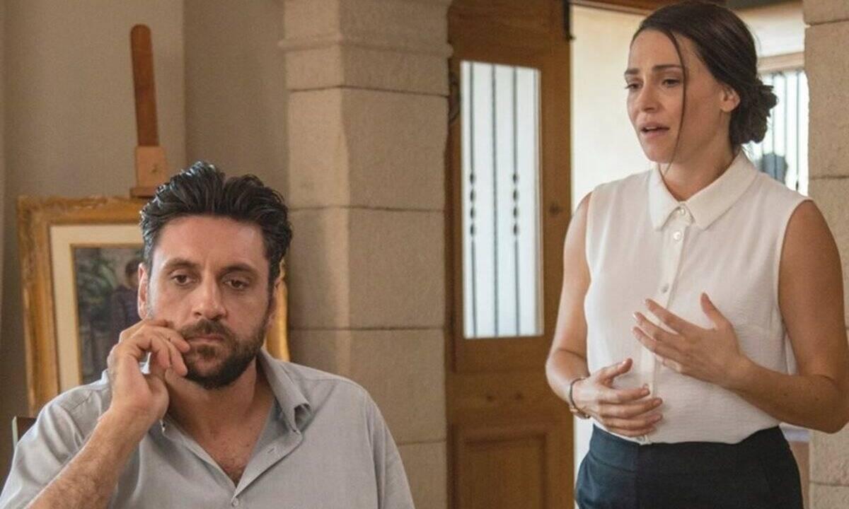 Αγγελική: Στέφανος και Αγγελική επίσημα ζευγάρι