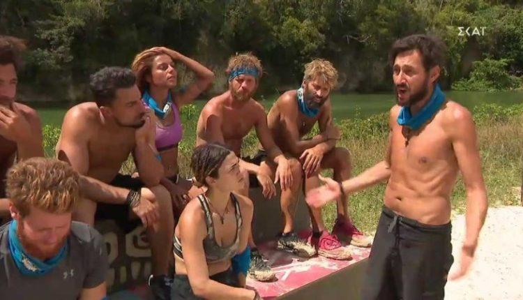 Survivor spoiler 3/3/21: Τέλος η κλίκα στην μπλε ομάδα ...
